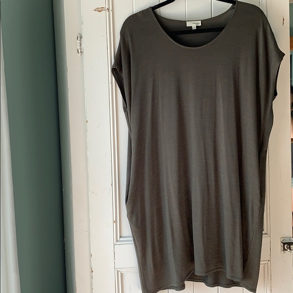Aritzia cotton dress